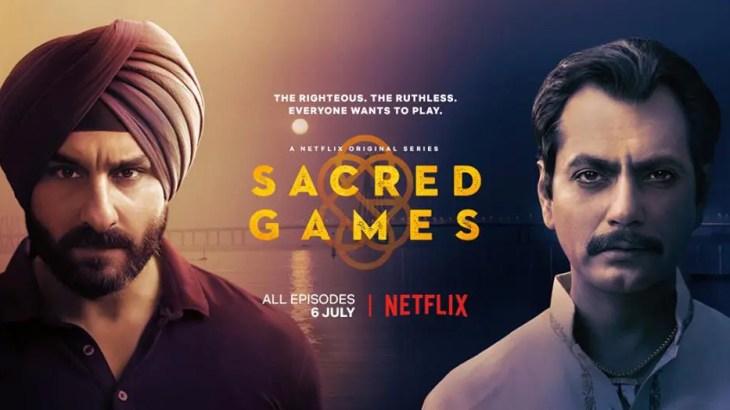 【必見】極上サスペンス「聖なるゲーム」はインド産バイオレンス謎解きドラマ