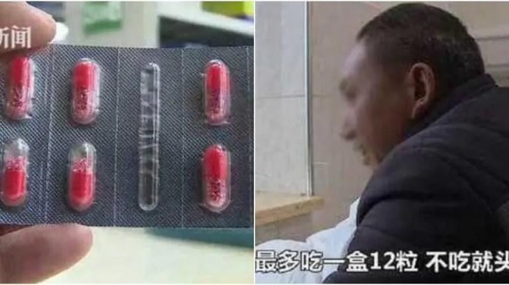 風邪薬中毒で鬱病発症…10年で3万錠飲み干した中国人が依存症治療