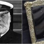 「タイタニック号船長の幽霊が取り憑いた鏡」がオークションに出品