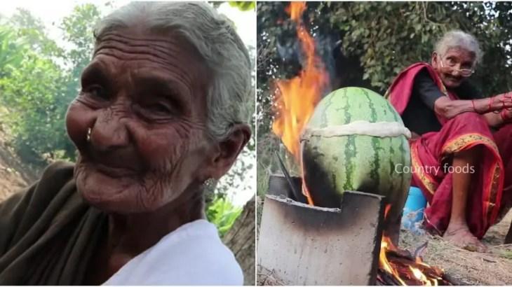 世界最高齢の料理系YouTuber