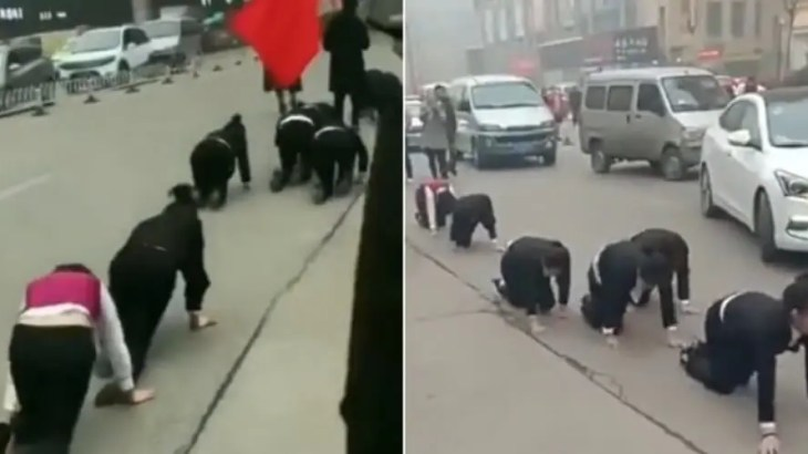 世界のブラック企業「社員を四つん這い行進」させる中国のパワハラ経営者