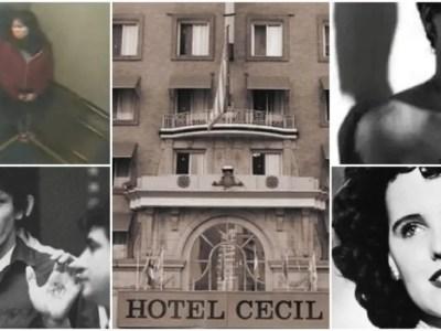 未解決事件の舞台となったセシルホテルの呪われた歴史