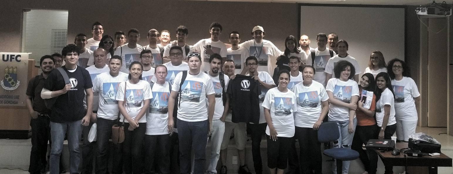 Meetup WordPress Fortaleza