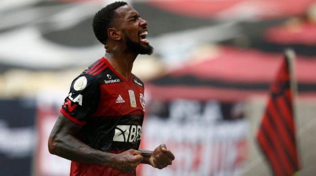 Gerson pode estar perto de deixar o Flamengo