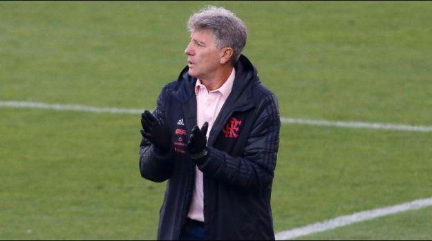 Renato Gaúcho segue 100% no comando do Flamengo. (Foto: Getty Images)