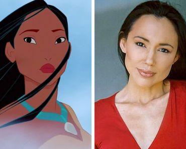 Pocahontas,Pocahontas — Irene Bedard