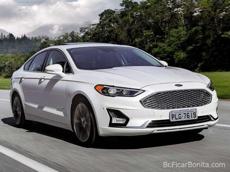 Ford Fusion 2.0 Hybrid