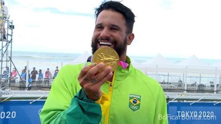 os atletas brasileiros italo