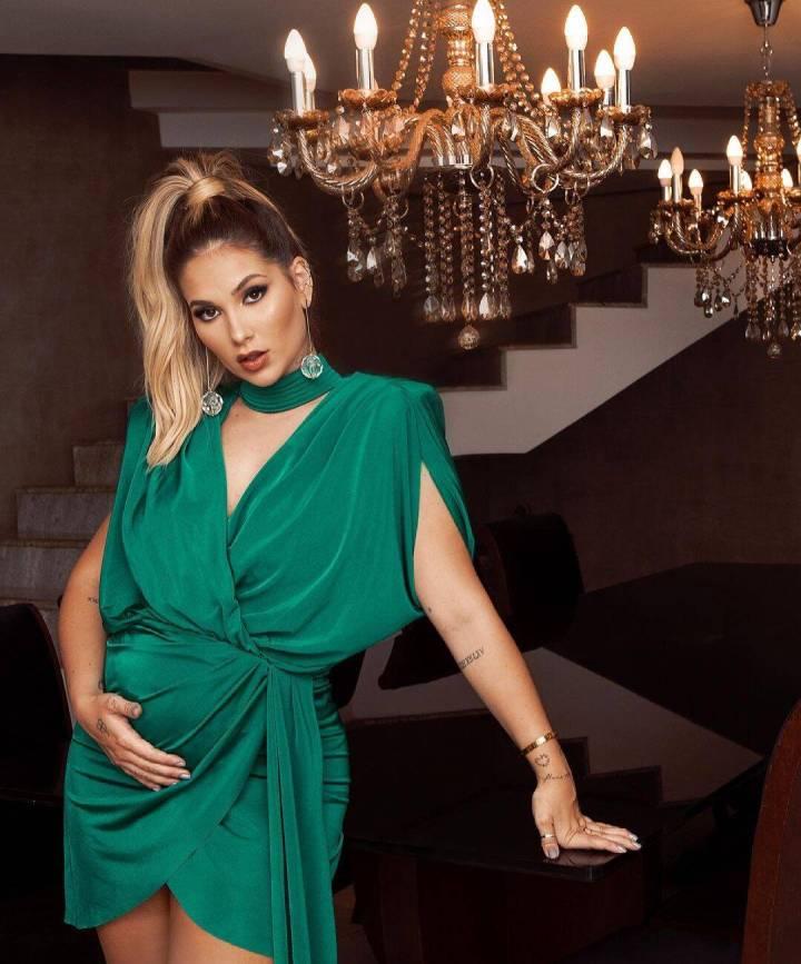 Virginia Fonseca fala sobre sua gravidez e faz desabafo - Jetss