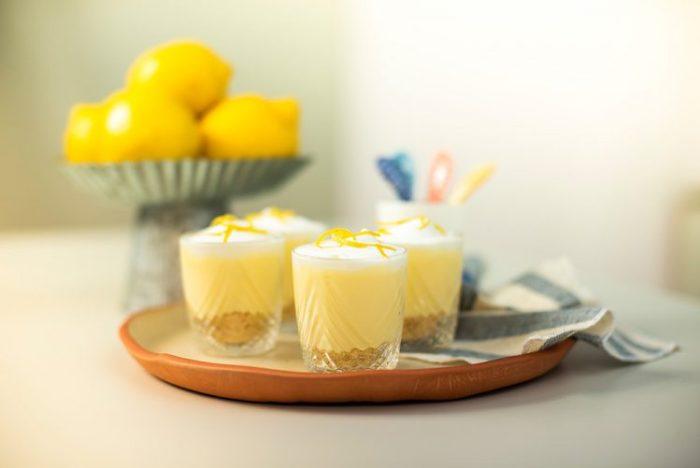 verrine de limão 1