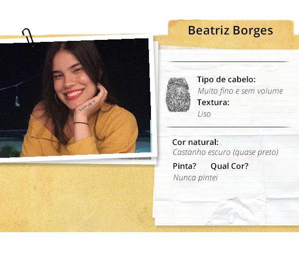 Beatriz Borges - cabelo - cabelo - todas - cabeleireiro