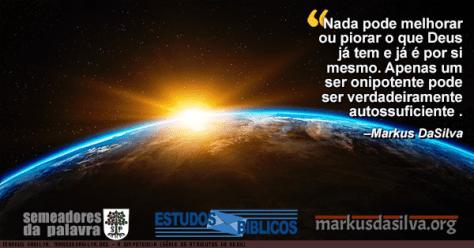 Foto magnifica da terra com o sol por tras com Estudo Bíblico - A Onipotência (Série Os Atributos De Deus) - Por Markus DaSilva