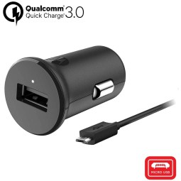 TurboPower 18W Car Charger micro USB