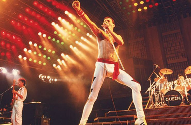 Queen (1) - Rock in rio 1985