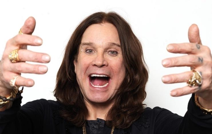 """Resultado de imagem para Ozzy Osbourne diz sobre a morte do rock: """"Eu ainda estou vivo"""""""