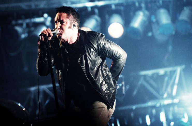 Nine Inch Nails e Massive Attack