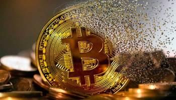 Bitcon se desfazendo