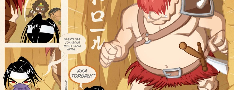 Samurai Boy S03E12 - Saudações, vermes!