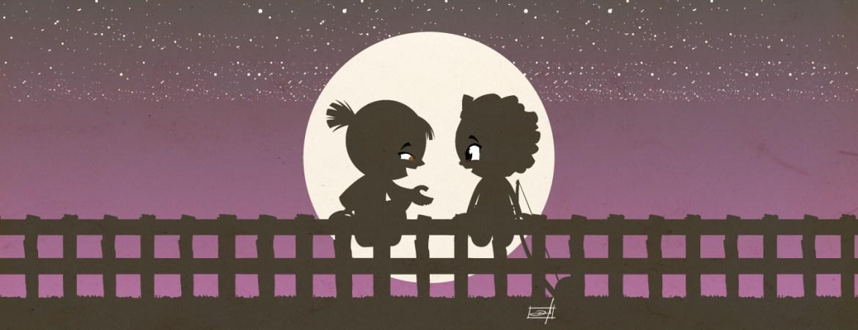 Samurai Boy e Zumbi: Perante a Lua