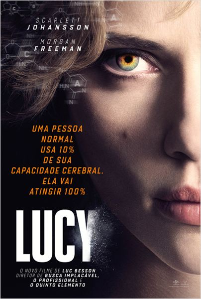 Lucy : Poster