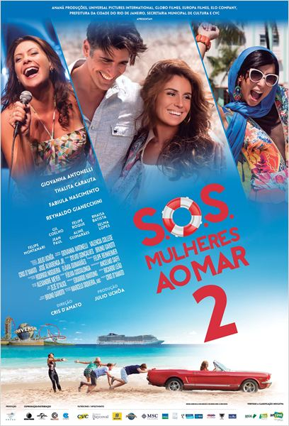 S.O.S Mulheres ao Mar 2 : Poster