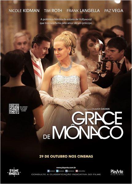 Grace de Mônaco : Poster