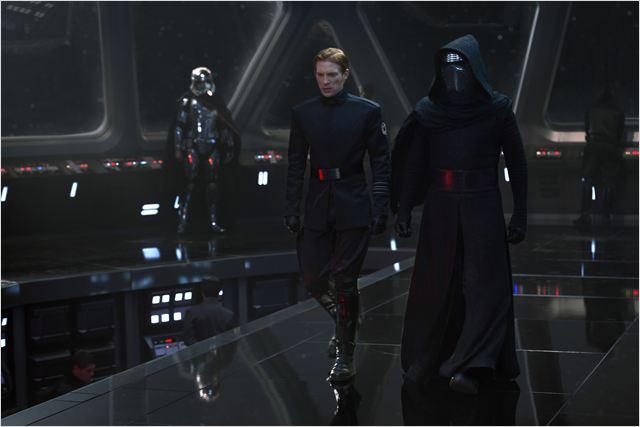 Star Wars - O Despertar da Força : Foto Domhnall Gleeson