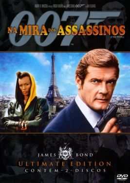 007 Na Mira dos Assassinos : poster