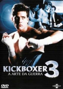 Kickboxer 3: A Arte da Guerra : Poster