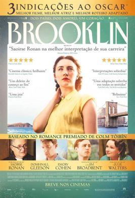 Brooklyn : Poster