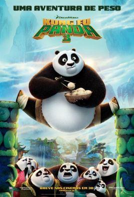 Kung Fu Panda 3 : Poster