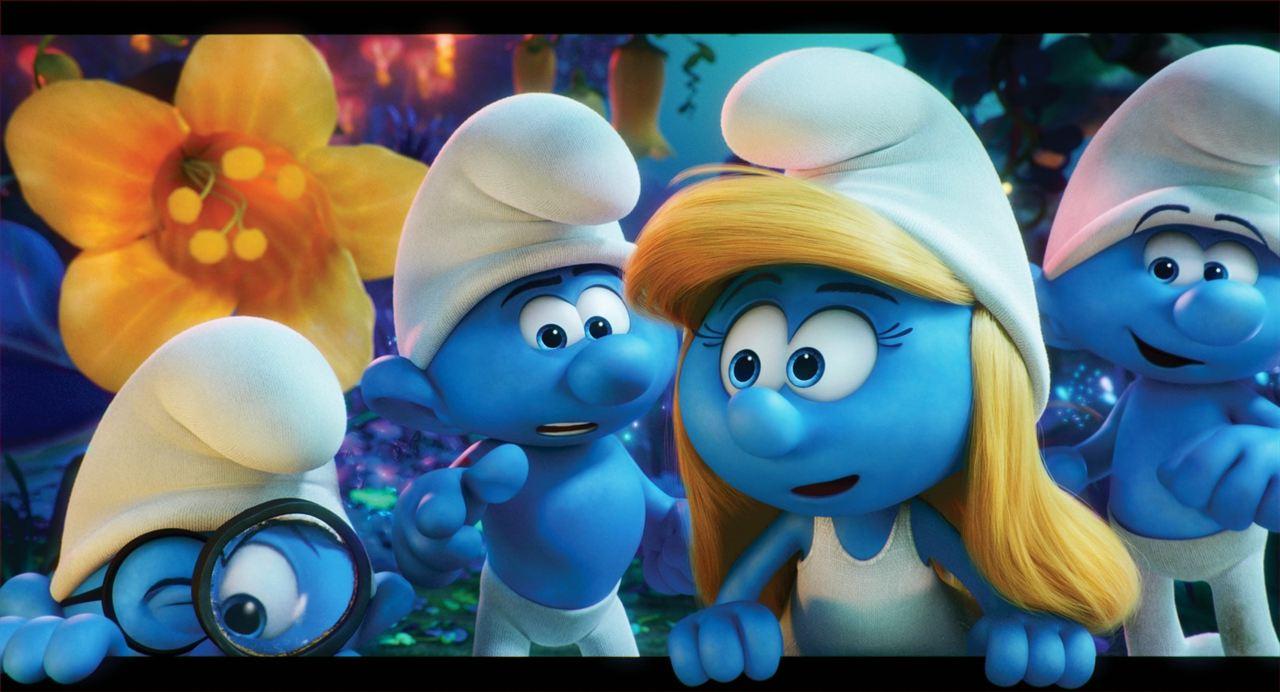 Os Smurfs e a Vila Perdida : Foto