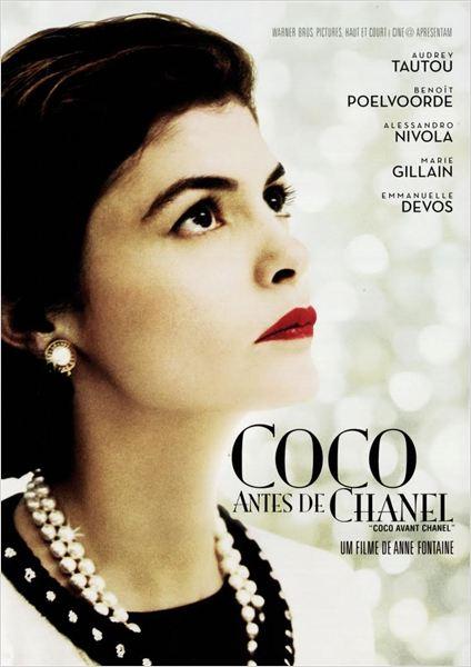 Coco Antes de Chanel : poster