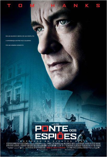 Ponte dos Espiões : Poster
