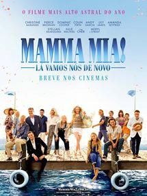 Mamma Mia! Lá Vamos Nós de Novo Trailer (3) Legendado
