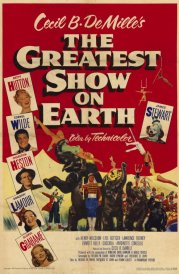 Image result for THE GREATEST SHOW ON EARTH 1952 movie
