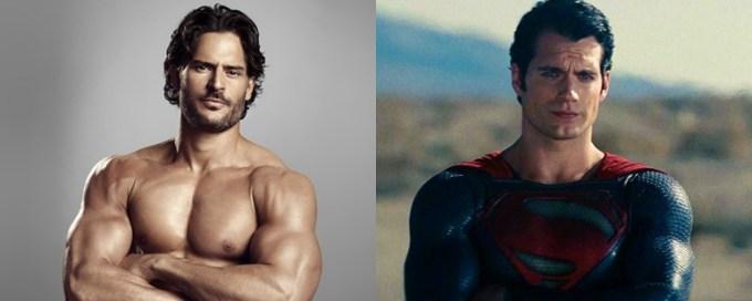Joe Manganiello Quase Interpretou Superman Em O Homem De Aco Noticias De Cinema Adorocinema