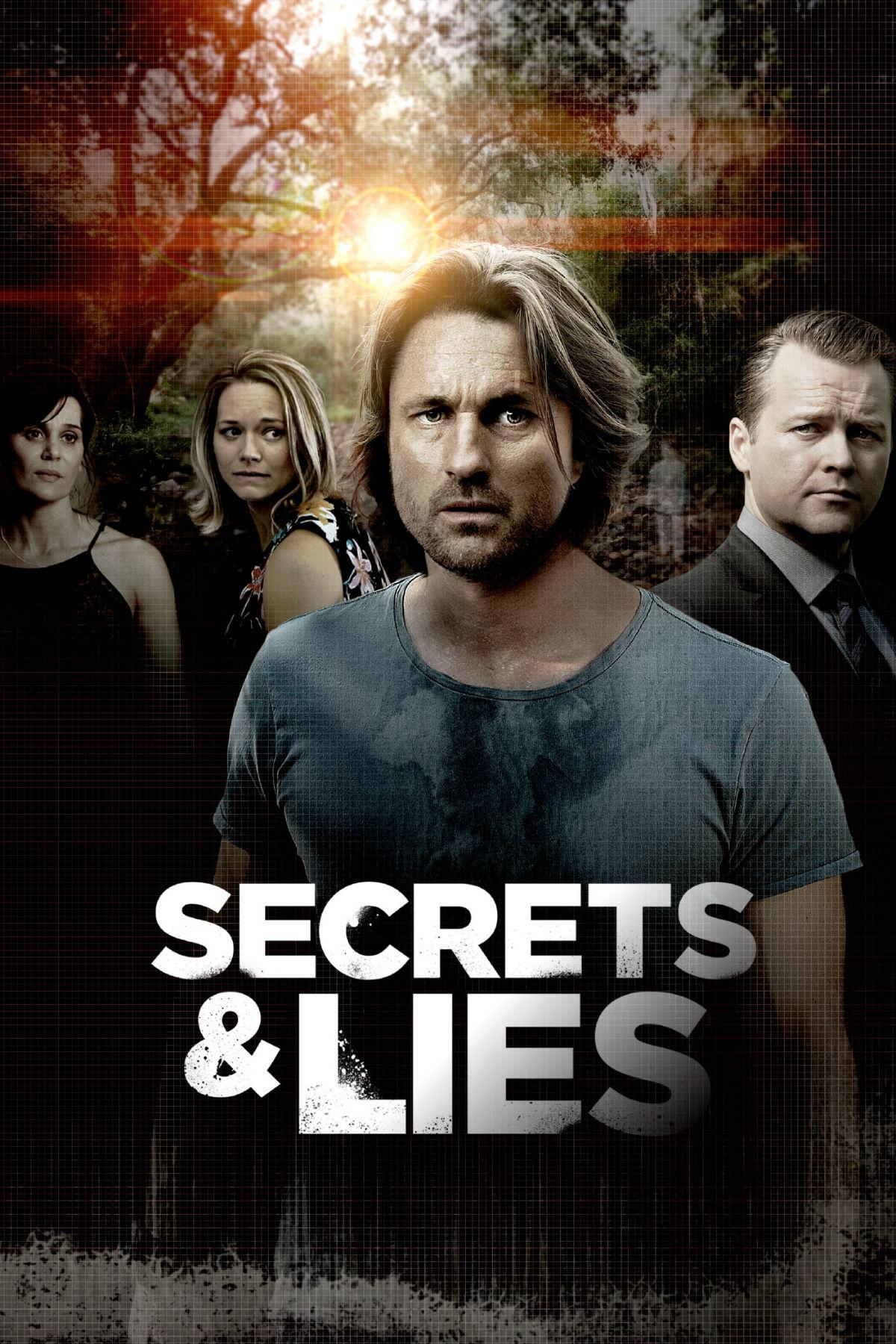 Resultado de imagem para secrets and lies austrália cartaz