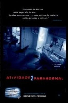 Atividade Paranormal 2 : poster