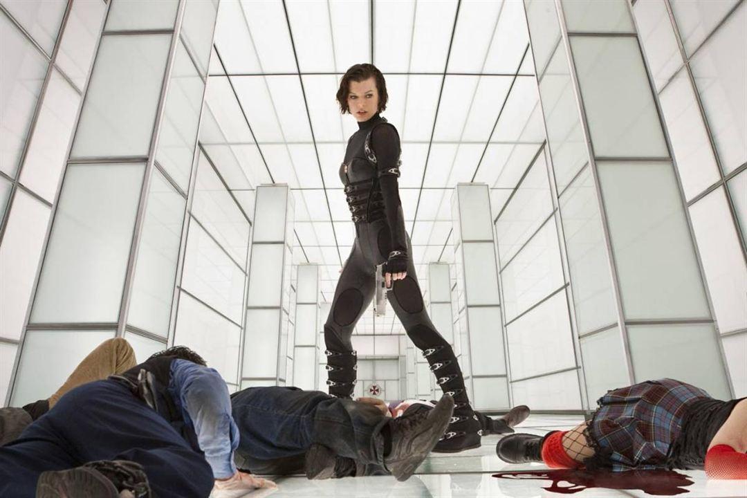 Resident Evil 5: Retribuição : Foto Milla Jovovich