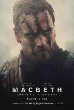 Macbeth: Ambição & Guerra : Poster