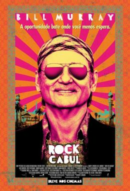 Rock em Cabul : Poster