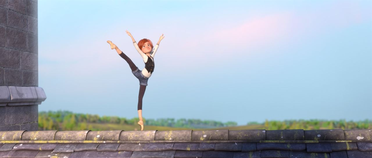 A Bailarina : Foto