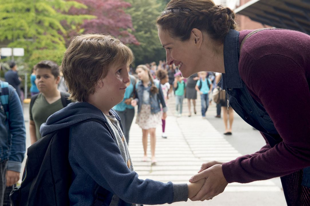 Extraordinário : Foto Jacob Tremblay, Julia Roberts