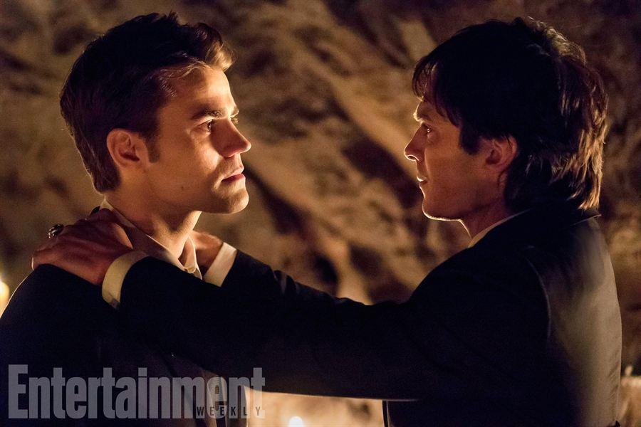 The Vampire Diaries | Imagens promocionais do último episódio foram liberadas