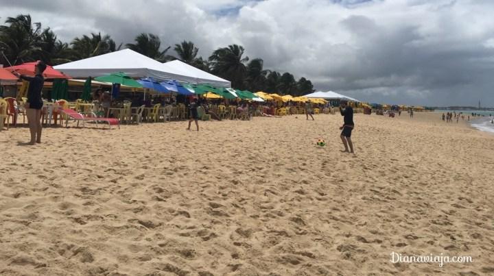 Praia do Gunga, Barra de São Miguel
