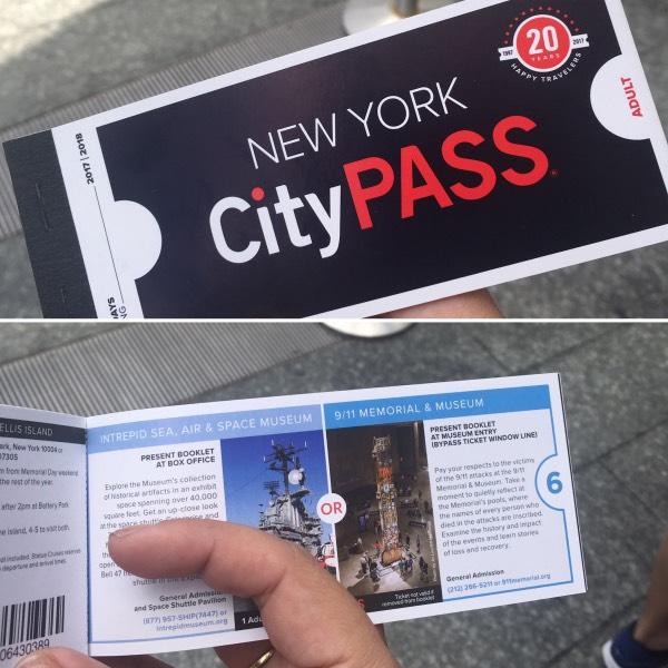 NY CityPass vale a pena?