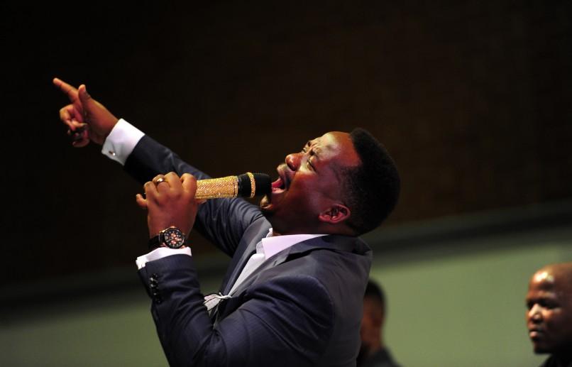 BREAKING NEWS: Gospel star Sfiso Ncwane has died