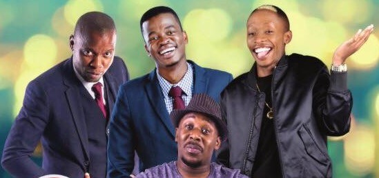 THE TAXI DRIVER & PASSENGERS COMEDY SHOW