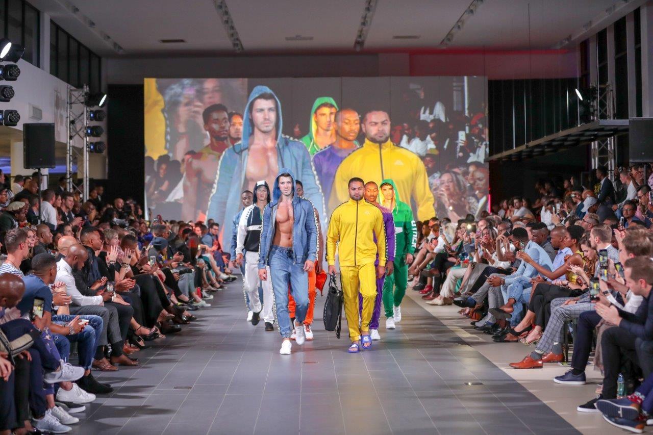 Image Gallary from Men's Health Menswear 2018